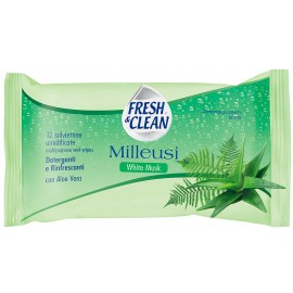 FRESH&CLEAN SALVIETTE MILLEUSI PZ.12 MUSK