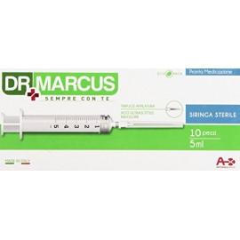 DR.MARCUS SIRINGHE 5ML.X 10