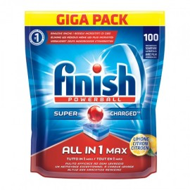 FINISH TABS TUTTOIN1 MAX PZ.100 LIMONE