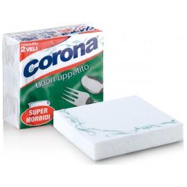 CORONA TOVAGLIOLI 2 VELI 33X33 PZ.50
