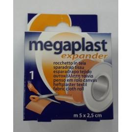 MEGAPLAST 1 ROCCHETTO TELA 2,5CM