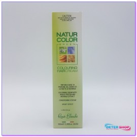 RENEE BLANCHE NATUR COLOR GREEN TUBO 100ML.1N NERO