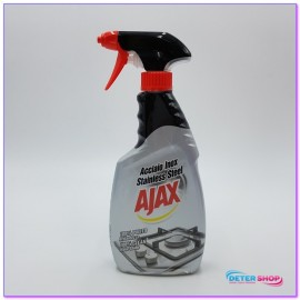 AJAX ACCIAIO SPRAY 500ML.