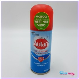 AUTAN FAMILY CARE SPRAY SECCO 100ML.