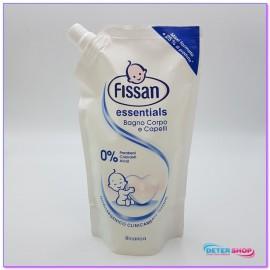 FISSAN BABY BAGNO CORPO E CAPELLI 500ML.ECORICARICA