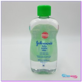 JOHNSON'S BABY OLIO 500ML.ALOE VERA