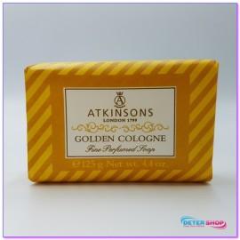 ATKINSON SAPONETTA SOLIDA PROFUMATA 125GR.GOLDEN COLOGNE