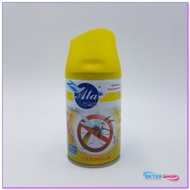 ALA AIR FRESH MATIC RICARICA SPRAY AUTOMATICA 250ML.CITRONELLA