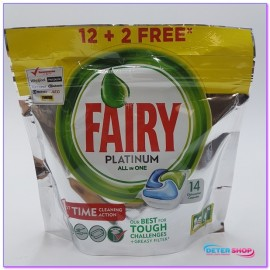 FAIRY CAPS PLATINUM ALL IN ONE PZ.12+2 ORIGINAL