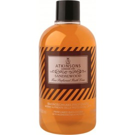 ATKINSON BAGNOSCHIUMA PROFUMATO 500ML.SANDALWOOD