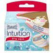 WILKINSON INTUITION DRY SKIN RICARICA PZ.3