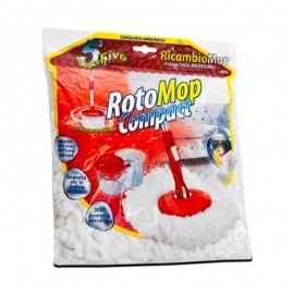 SUPERFIVE ROTO MOP COMPACT RICAMBIO