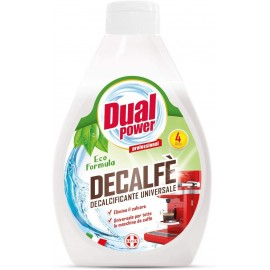 DUAL POWER DECALFE' 300ML.DECALCIFICANTE UNIVERSALE