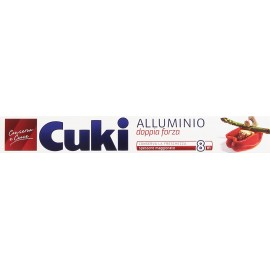 CUKI ALLUMINIO MT.8