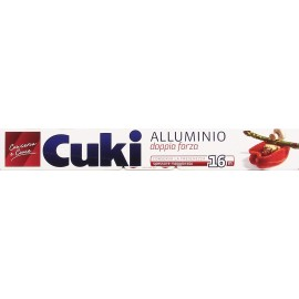 CUKI ALLUMINIO MT.16
