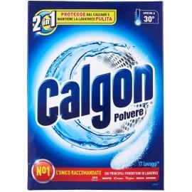 CALGON POLVERE 17 LAVAGGI GR.850 PROTEGGE DAL CALCARE E MANTIENE LA LAVATRICE PULITA