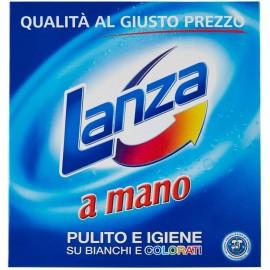 LANZA TRES BUCATO A MANO IN POLVERE  E2 PER BIANCHI E COLORATI