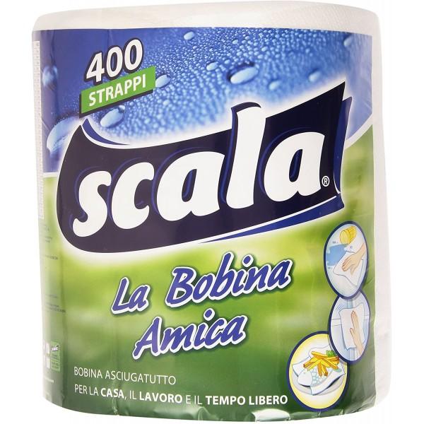 SCALA BOBINA AMICA 400 STRAPPI