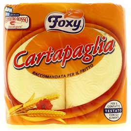 FOXY ASCIUGATUTTO CARTAPAGLIA 2 ROTOLI