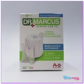 DR.MARCUS BENDA ELASTICA AUTOFISSANTE 1 PEZZO CM.6 X MT.4
