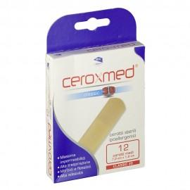 CEROXMED CLASSIC 3D CEROTTI STERILI IPOALLERGENICI 12PZ.MEDI CM.7,2 X 1,9