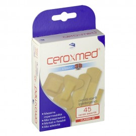 CEROXMED CLASSIC 3D CEROTTI STERILI IPOALLERGENICI 45PZ.FORMATI VARI