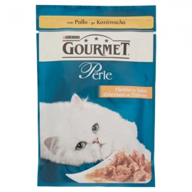 FRISKIES CAT PERLE GR.85 POLLO
