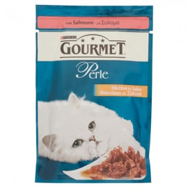 FRISKIES CAT PERLE GR.85 SALMONE