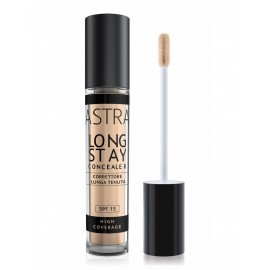 ASTRA CORRETTORE LONG STAY CONCEALER SPF15 02 NUDE