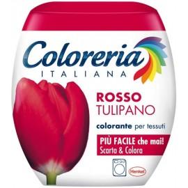 COLORERIA ITALIANA ROSSO TULIPANO
