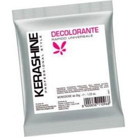 KERASHINE DECOLORANTE MONODOSE DA 35GR.