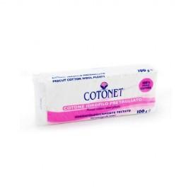 COTONET COTONE IDROFILO 100GR.PRETAGLIATO