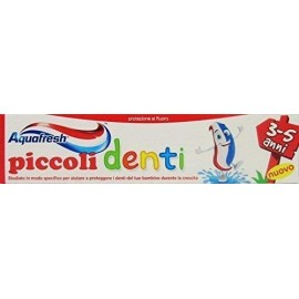 AQUAFRESH DENTIFRICIO PICCOLI AMICI 50ML. 3-5 ANNI