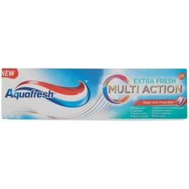AQUAFRESH DENTIFRICIO 75ML.MULTI ACTION EXTRA FRESH