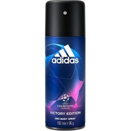 ADIDAS UOMO DEODORANT BODYSPRAY 150ML.UEFA CHAMPIONS LEAGUE
