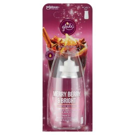 GLADE SENSE&SPRAY RICARICA 18ML.MERRY BERRY & BRIGHT