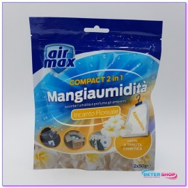 AIR MAX MANGIAUMIDITA' CAMPACT 2IN1 2X59GR.INCANTO FLOREALE
