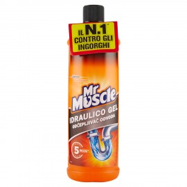 MISTER MUSCOLO IDRAULICO GEL 1LT.