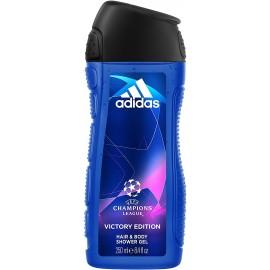 ADIDAS SHOWER GEL 250ML.UEFA CHAMPIONS LEAGUE