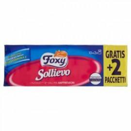FOXY FAZZOLETTI NASO SOLLIEVO PZ.10+2