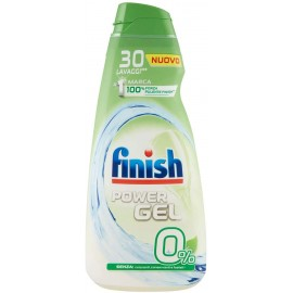 FINISH POWER GEL CONCENTRATO 600ML.GREEN