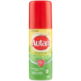 AUTAN TROPICAL SPRAY ML.50