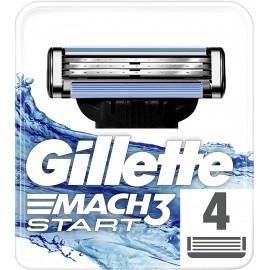 GILLETTE MACH3 START RICAMBI PER RASOIO PZ.4