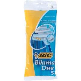 BIC RASOIO BILAMA DUE PZ.5