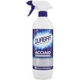 QUASAR SPRAY 650ML.ACCIAIO LUCIDANTE