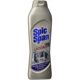 SPIC&SPAN ACCIAIO 500ML.