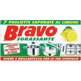 BRAVO PAGLIETTE IGIENEIZZANTI X 7
