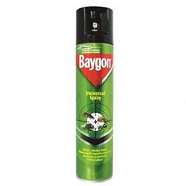 BAYGON MULTI-INSETTI SPRAY 400ML.AZIONE RAPIDA