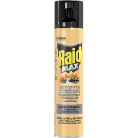 RAID SCARAFAGGI&FORMICHE MAX SPRAY 300ML.