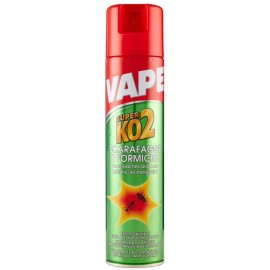 VAPE KO2 SCARAFAGGI&FORMICHE SPRAY 400ML.